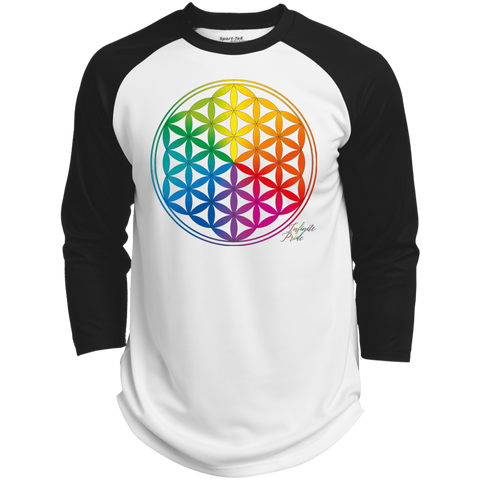 Infinite Pride - Flower Of Life - Baseball Jersey