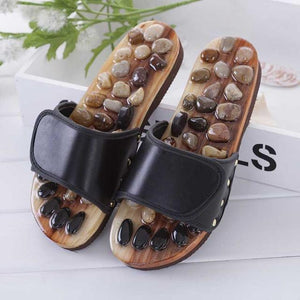 Natural Stone Reflexology Sandals