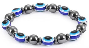 Double Protection Nazar 'Evil Eye' Bracelet