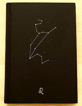 Zodiac & Astrology Constellation Journal