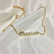 Load image into Gallery viewer, Personalised Bridesmaid Necklace