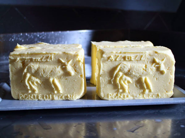 FOOD BANK: Grass-fed Bio Raw Alpine Butter - Stelvio National Park 1800m