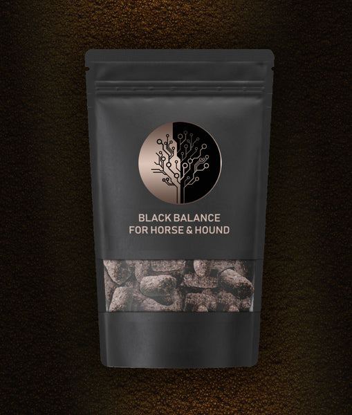 BLACK BALANCE FOR HORSE & HOUND 30 DAYS