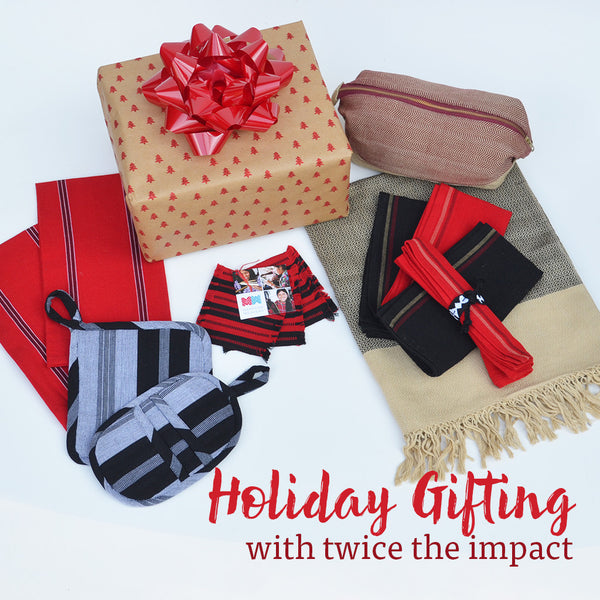 Holiday Gifting with Twice the Impact