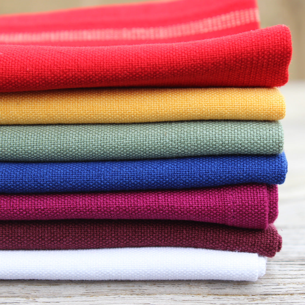 A Surprising Addition Makes Cloth Napkins More Sustainable