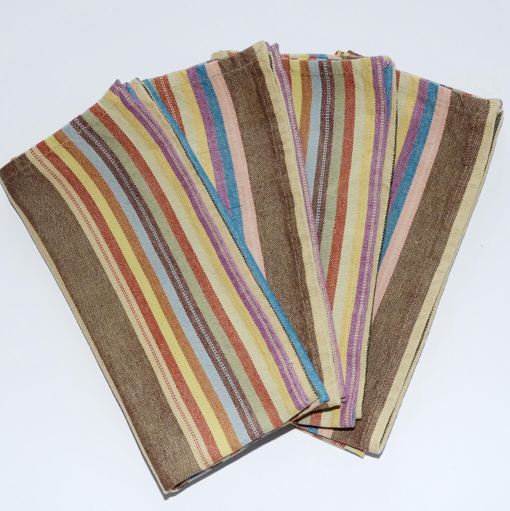 Earth Tone Stripes Collection | On Sale