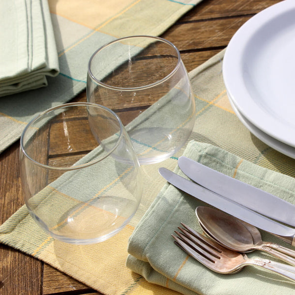 Plaid Twill Placemats