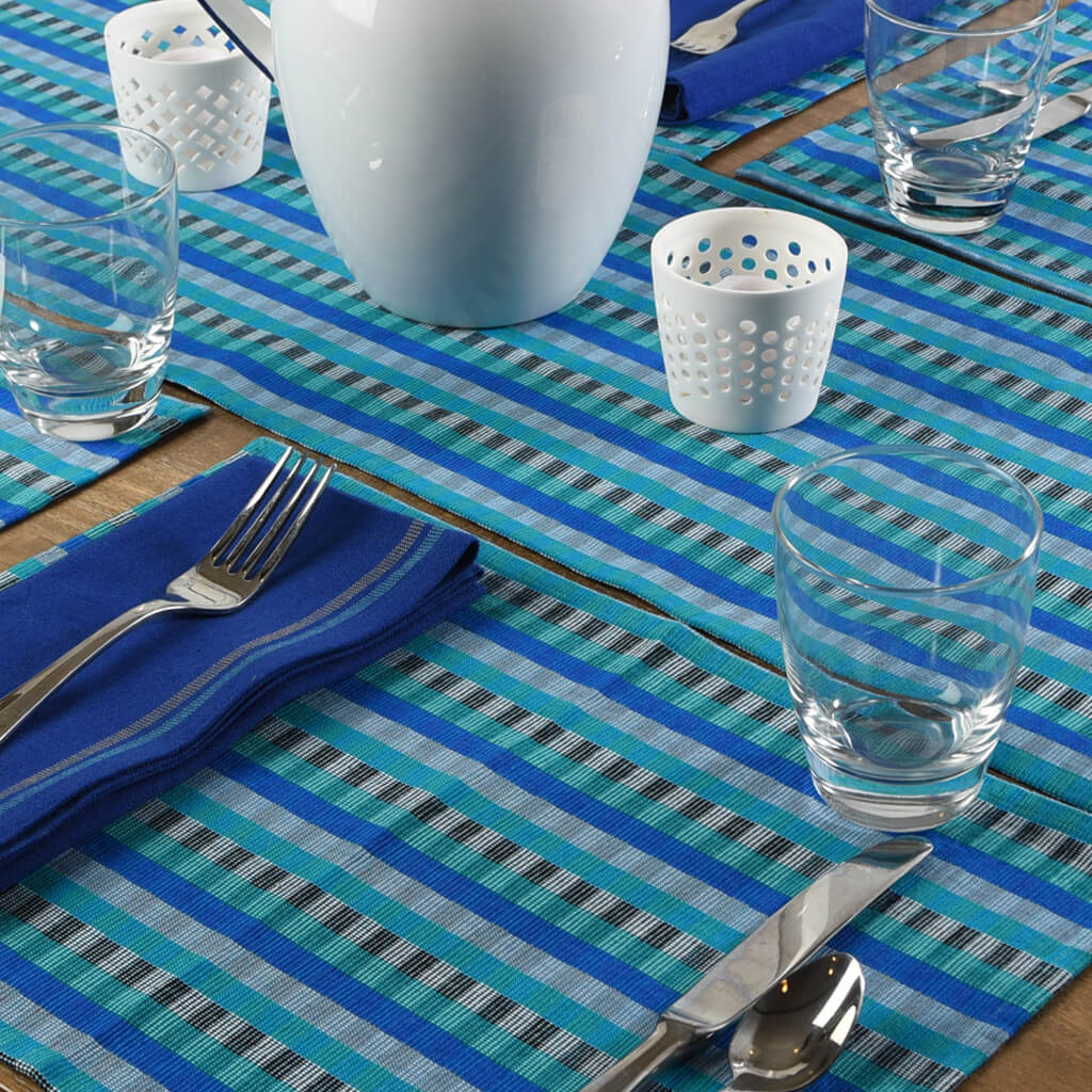 Cuadritos Placemats