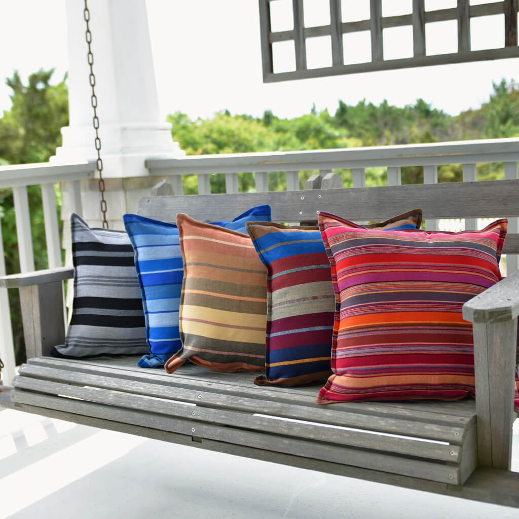 Mayamam Stripes Pillows