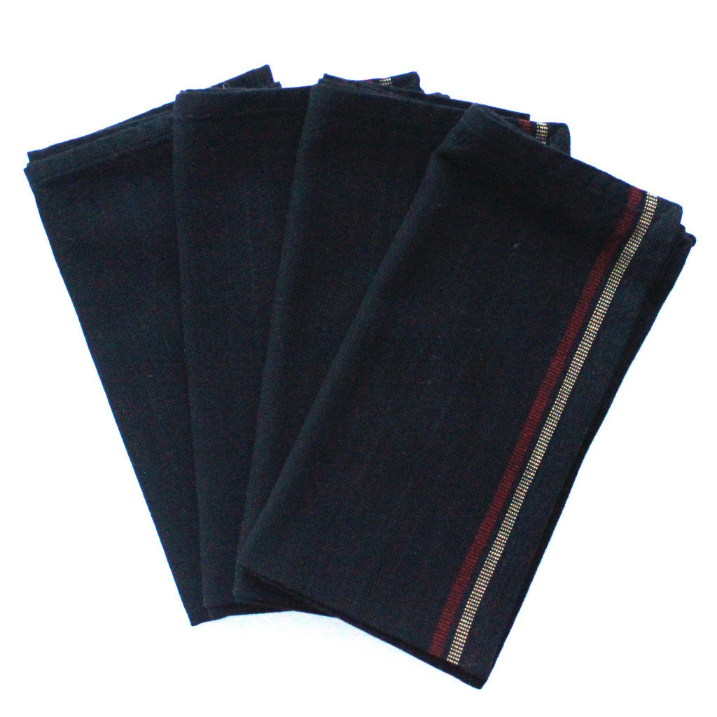 Black Celebration Napkins