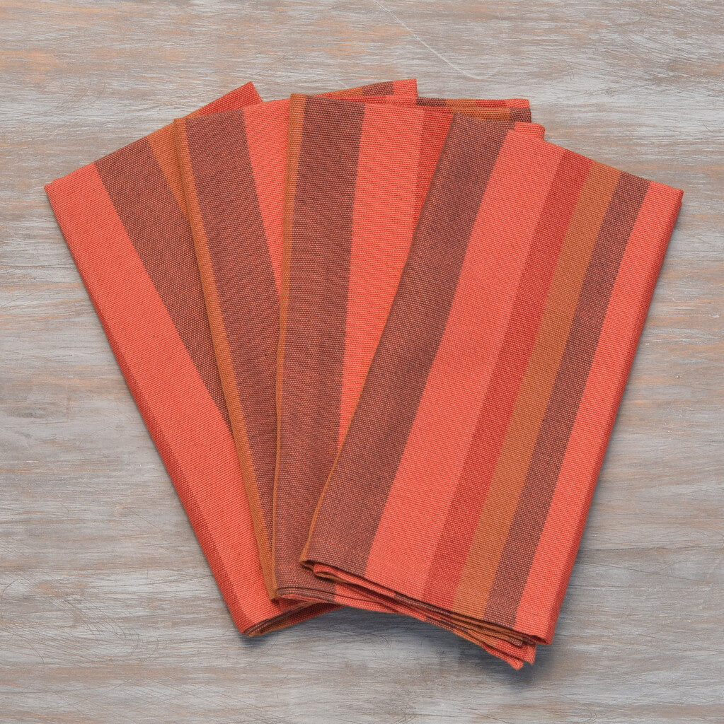 Table Napkins | Pumpkin Spice