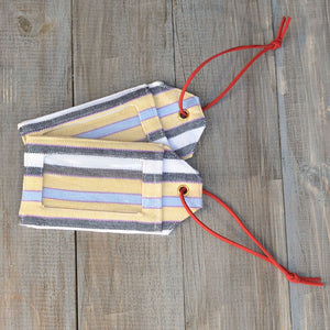 Mayamam Stripe Luggage Tags | Country French