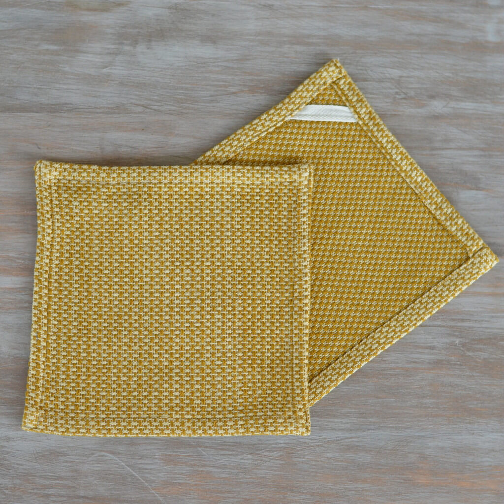 Harvest Wheat Dish Cloths