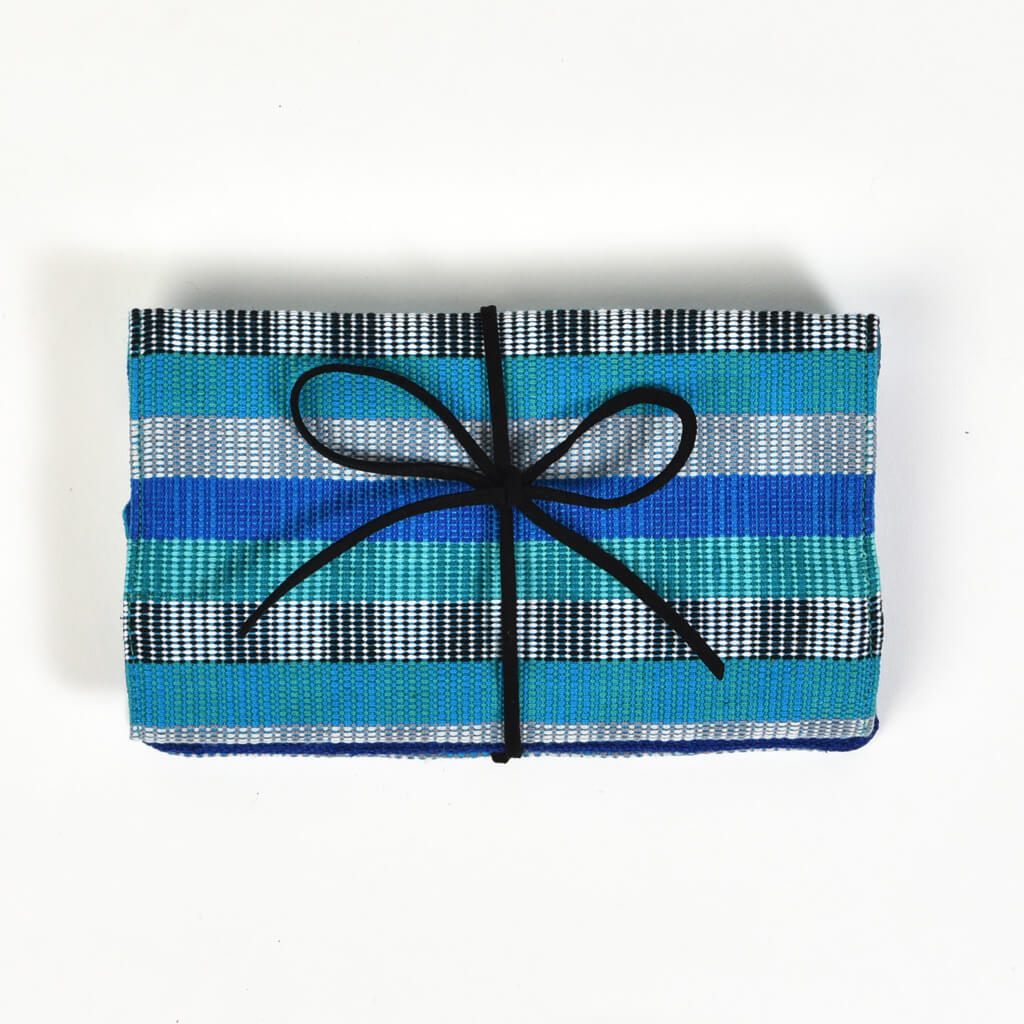 Mini Jewelry Roll | Blue Moon Cuadritos