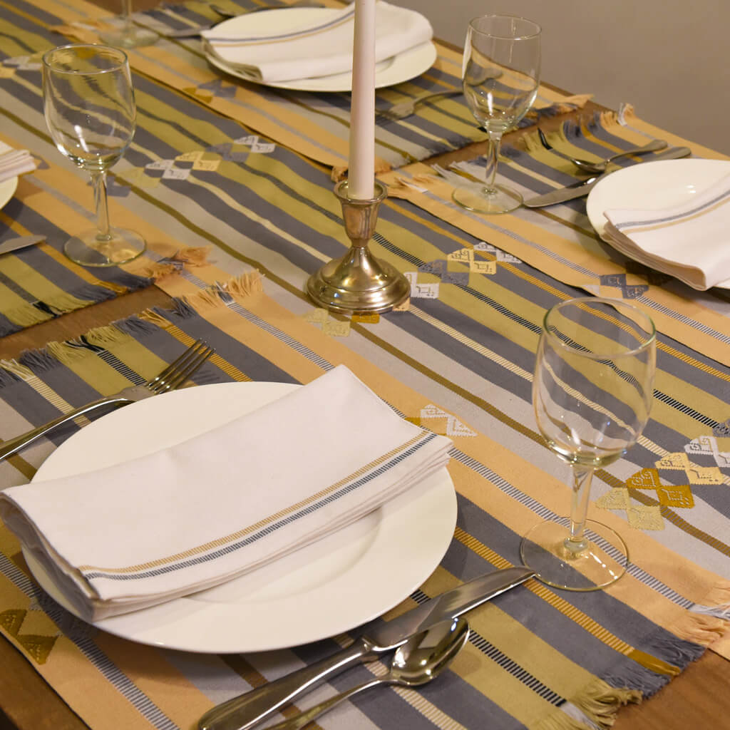 Celebration Placemat & Table Runner Set