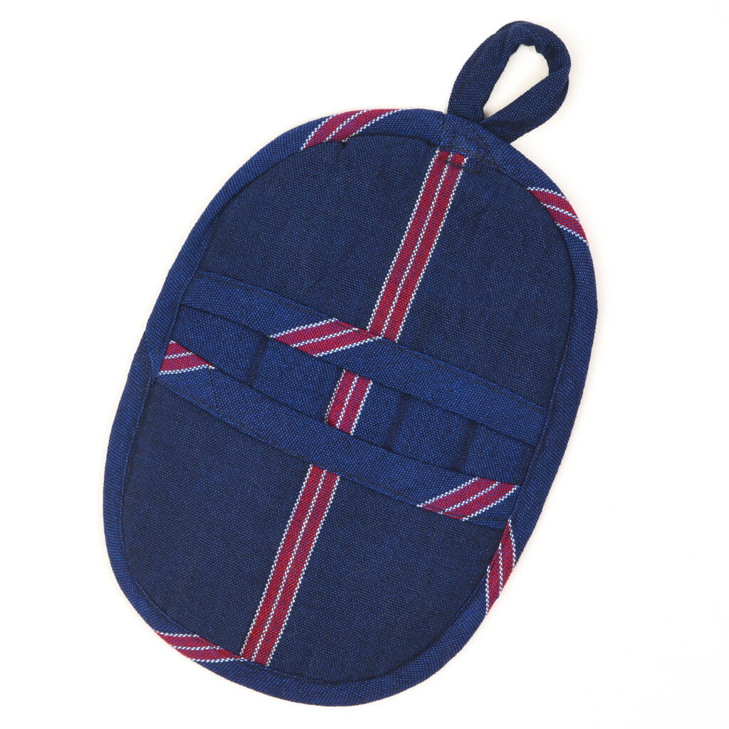 Mini Oven Mitt | Red, White, & Blues