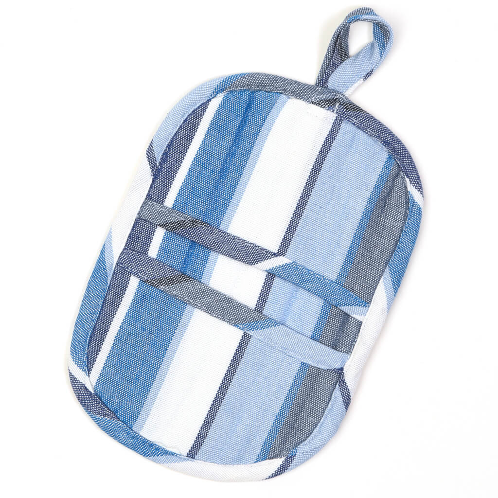 Mini Oven Mitt | Regatta Stripe Fair Trade