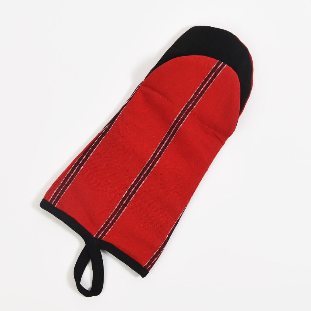 Barbecue Mitt | Cajola Red