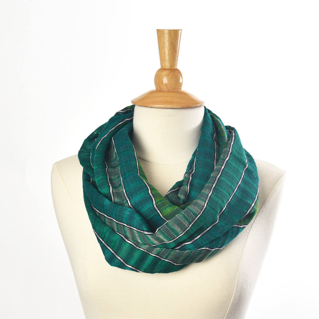 Infinity Scarf | Fresh Greens