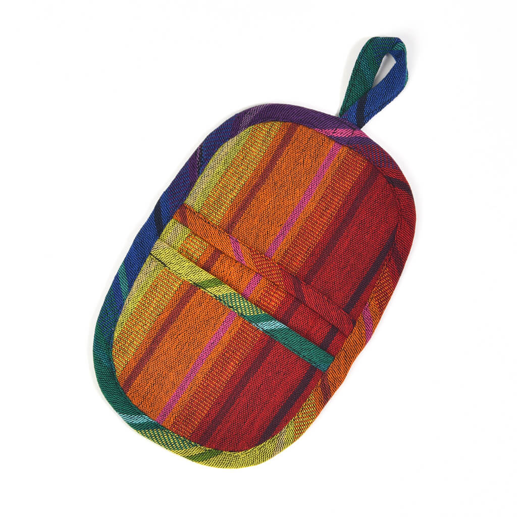 Mini Oven Mitt | Rainbow