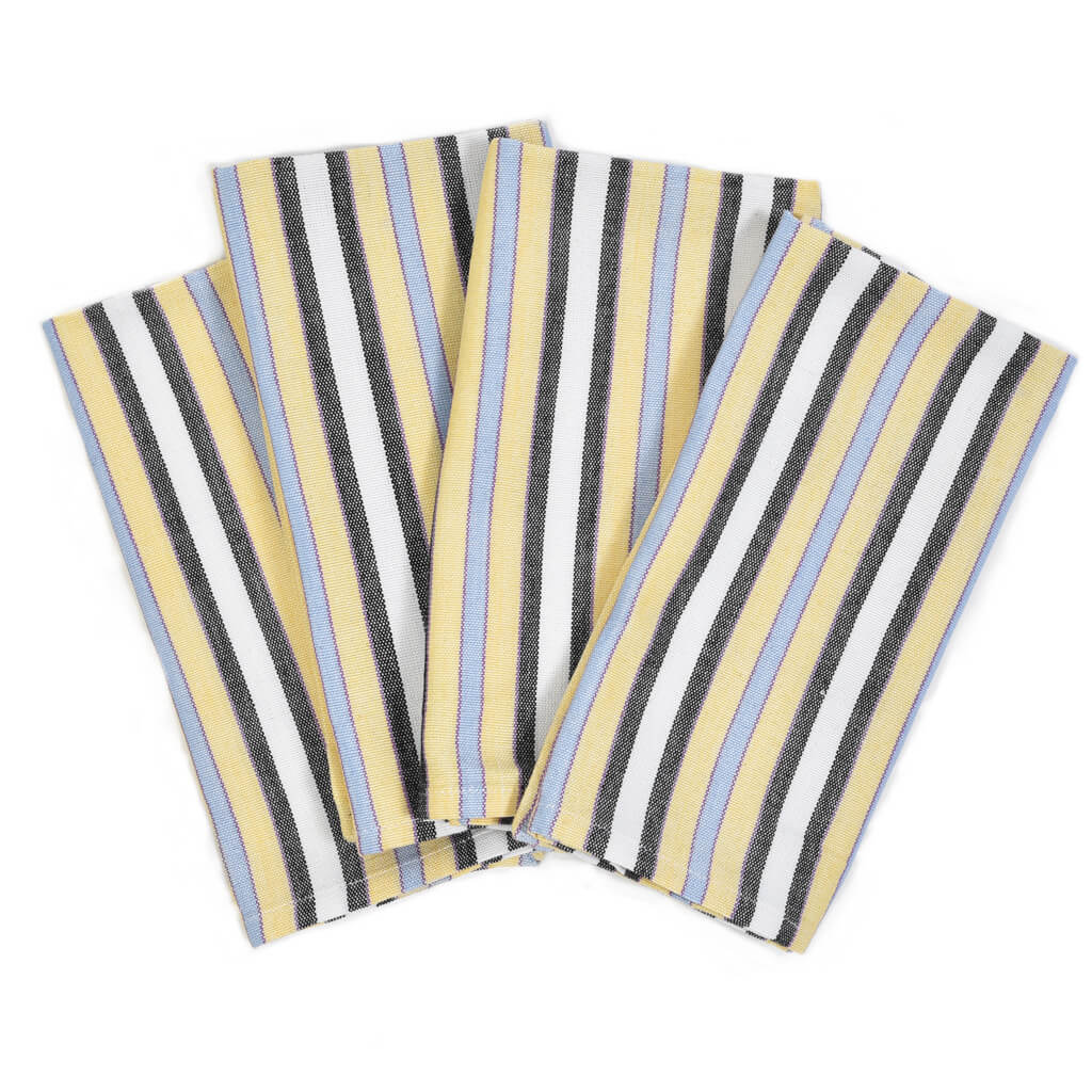 Table Napkins | Country French Stripes
