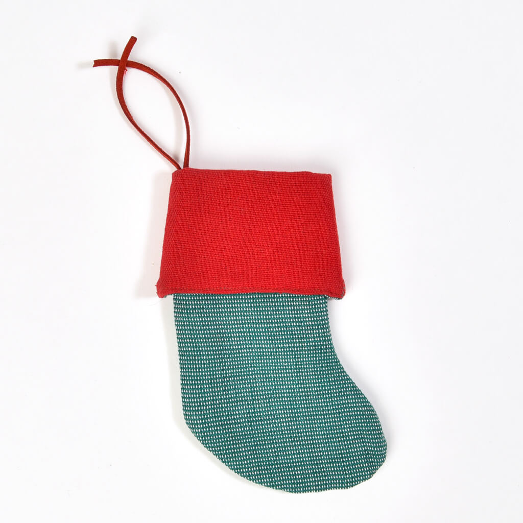 Christmas Ornaments | Miniature Stocking