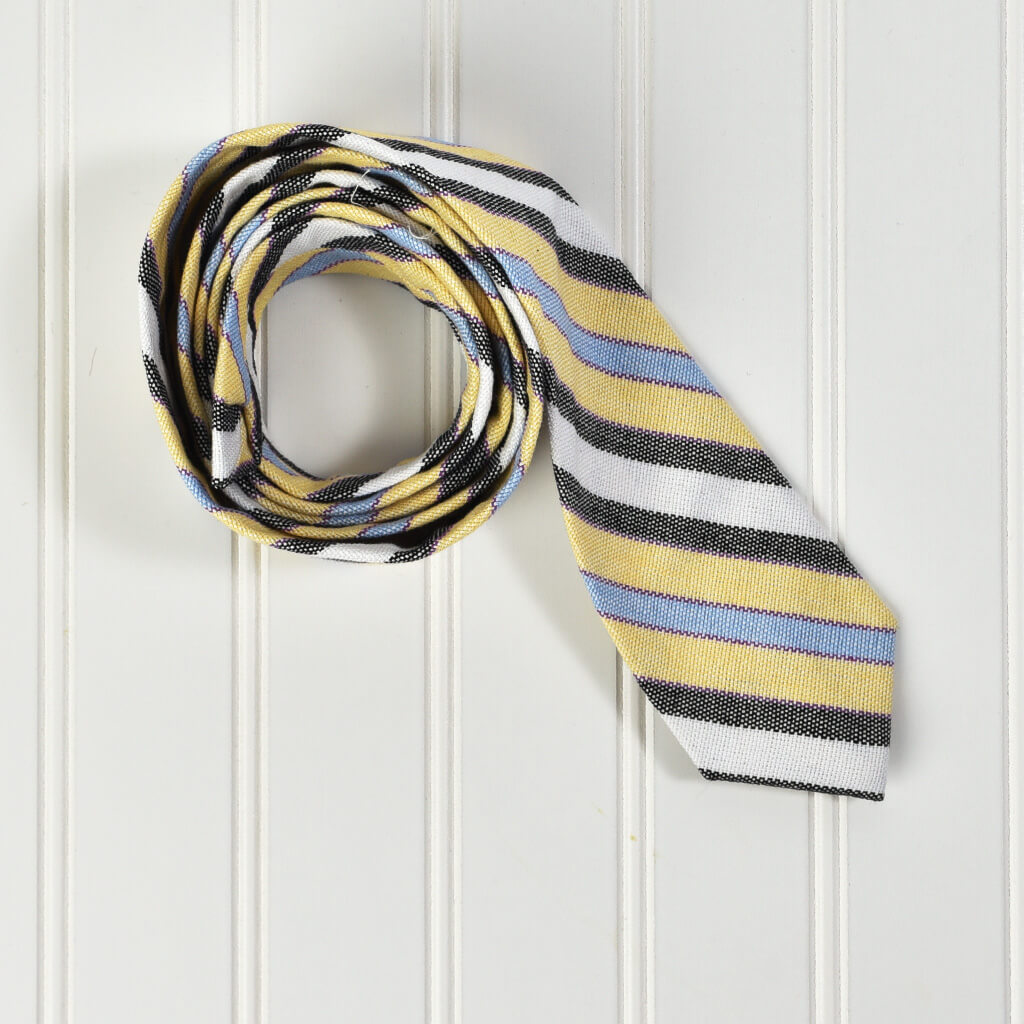 Men's Tie | French Stripe