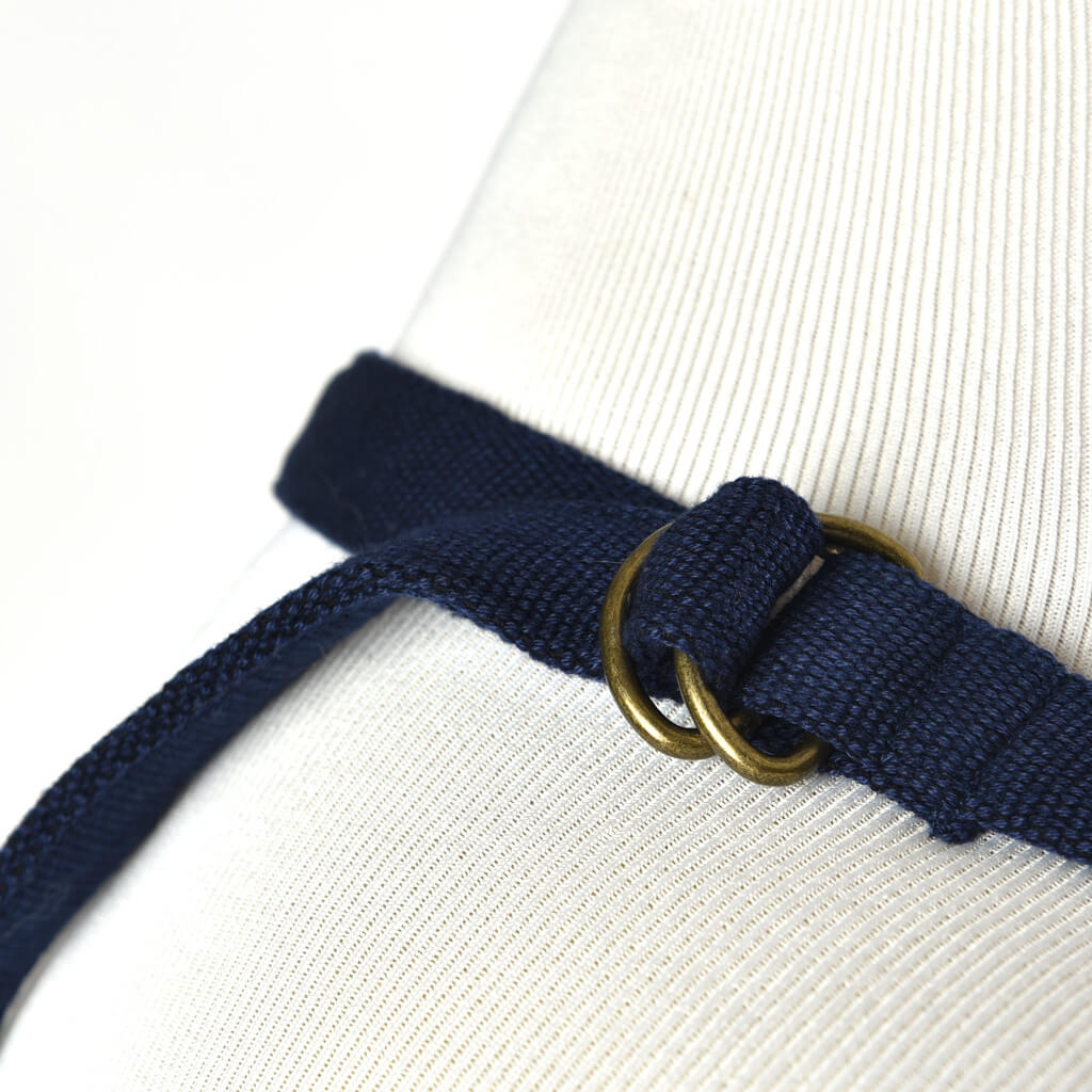 Utility Apron | Navy Blue Canvas