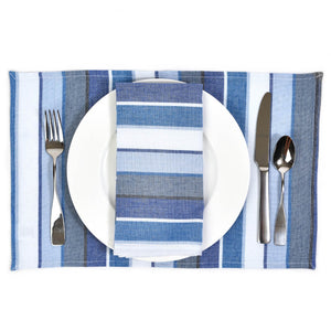 Striped Placemats | Regatta Stripes