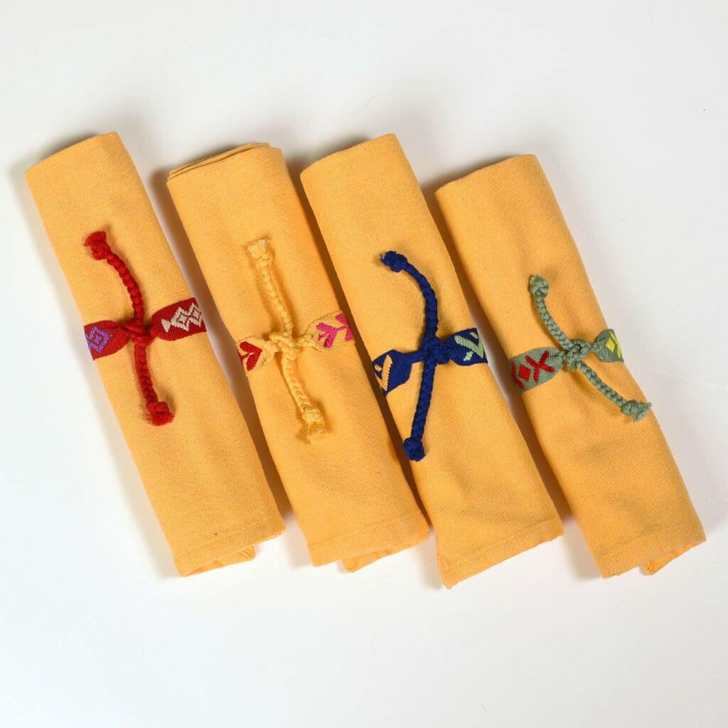 Napkin Ties Color Assortment
