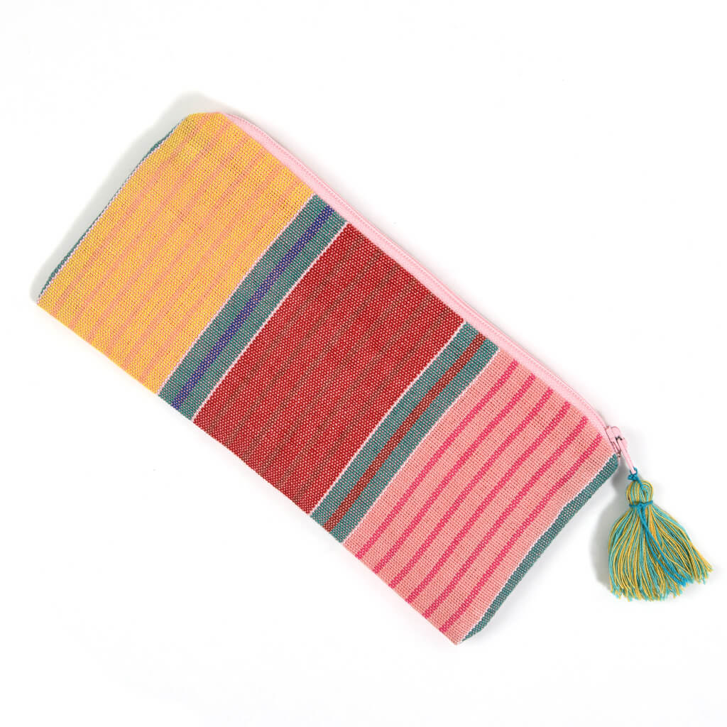 Pencil Case | Carousel Stripe