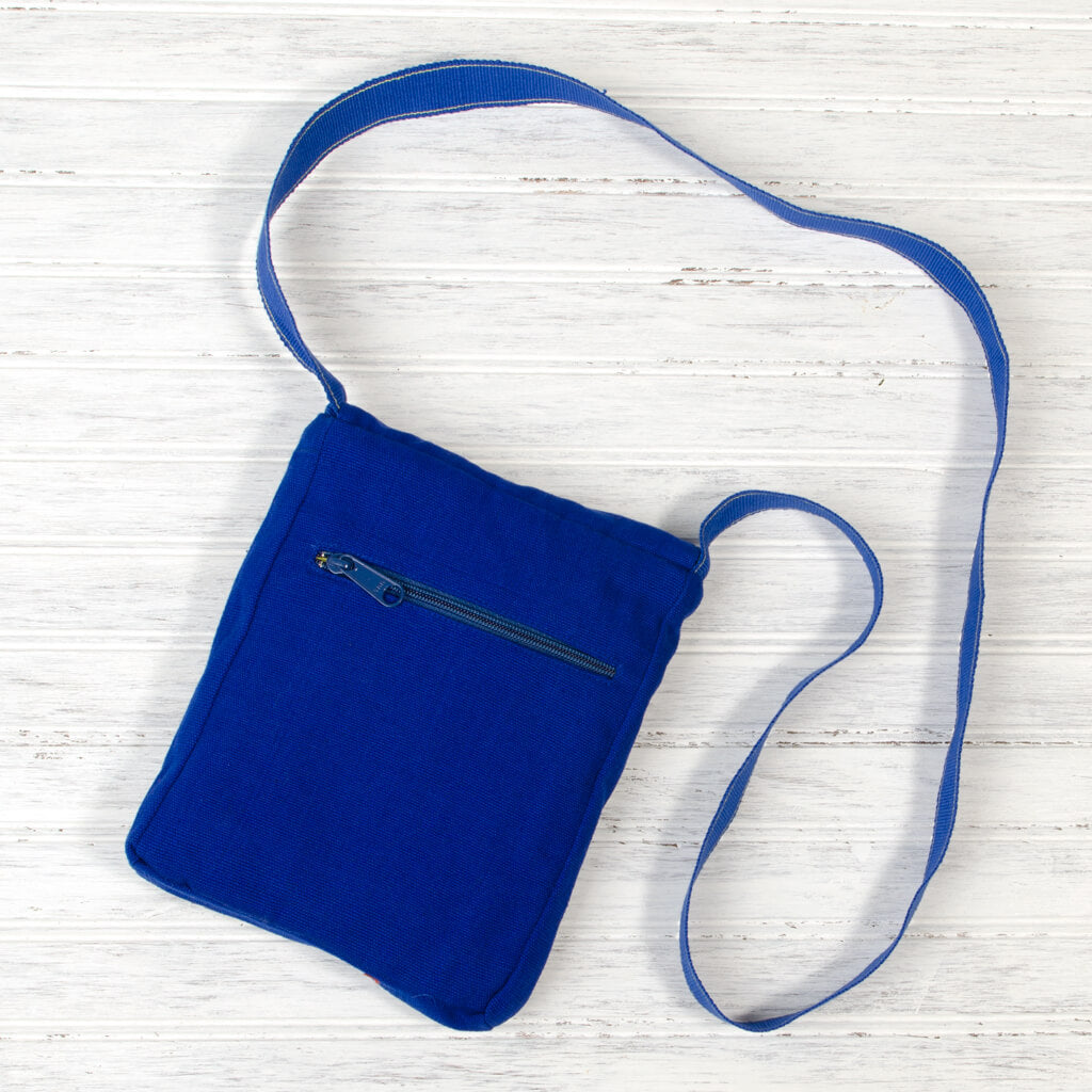 Backstrap Basics Hipster | Cobalt Blue