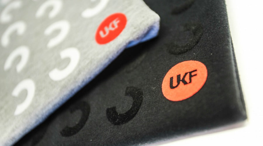 Entirety UKF flock tees