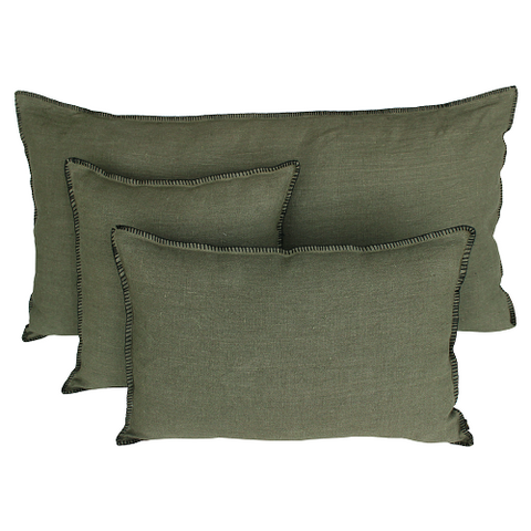 Coussin lin giant