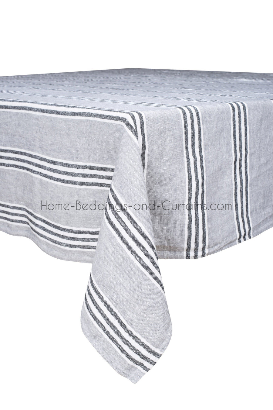 5 coloris disponibles - Harmony - Serviette de table en lin lavé Corte - Home Beddings and Curtains