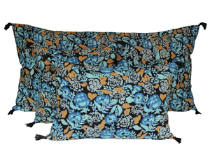3 colors available - Harmony - Coron linen cushion cover - 45x45 or 40x60 cm