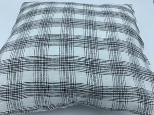 2 colors available - Harmony - Monza linen cushion cover - 45x45 or 40x60 cm