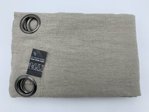 18 colors available - Harmony - Propriano washed linen curtains - 100% linen - 140x280 cm