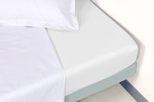 10 coloris disponibles - Vent du Sud - Drap housse en Percale Manoir