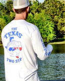 Dri-Fit L/S - Texas Two-Ste