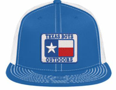 TBO Texas Flag Flex-Fit Cap & Snap Back