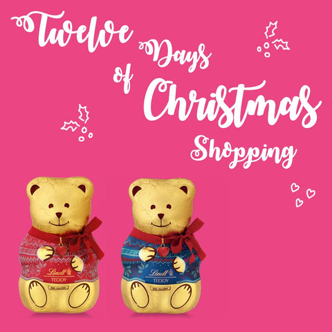 Twelve Days of Christmas Shopping