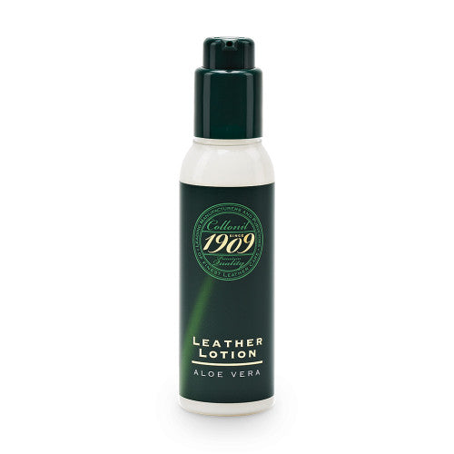 1909 Leather Lotion offers the best care for fine leathers