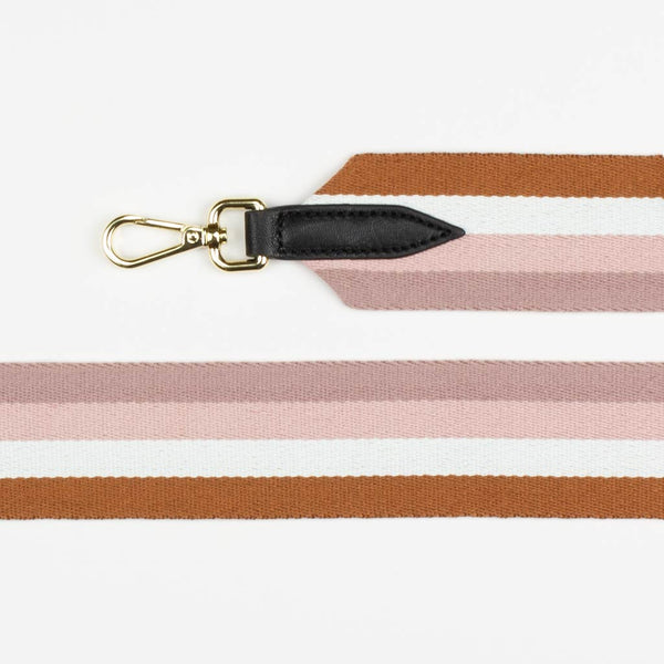 Bag Strap, Marylebone Stripe