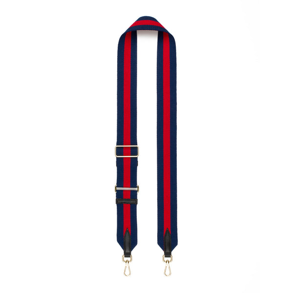 Bag Strap, Mayfair Stripe