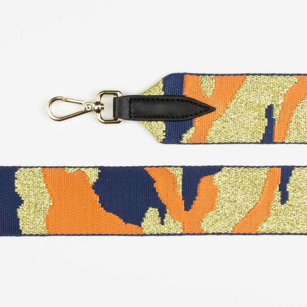 Bag Strap, Metallic Camo