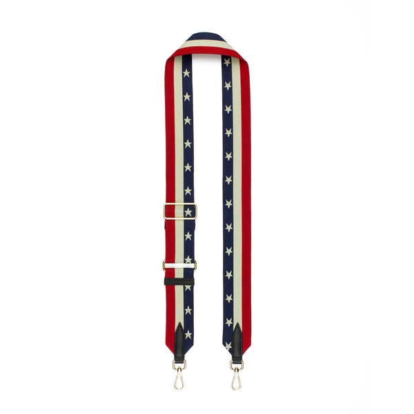 Bag Strap, Stars & Stripes