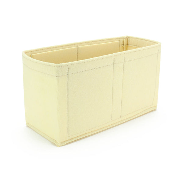 Basics Small Bayswater Tote Handbag Liner Cream