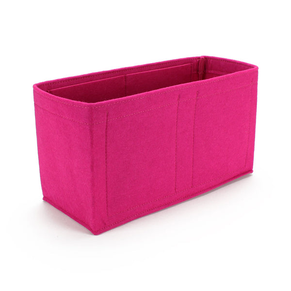 Basics Small Millie Handbag Liner Hot Pink