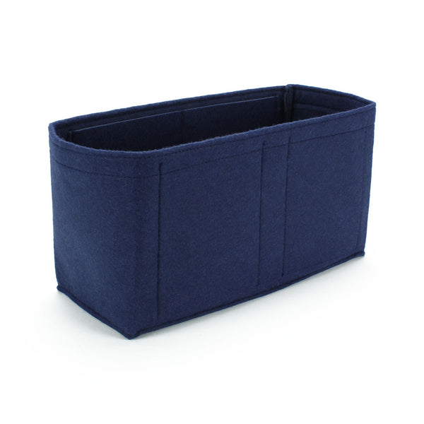 Basics Medium Cara Handbag Liner Navy